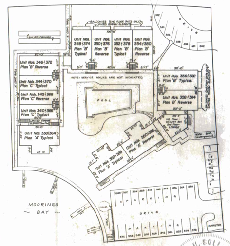 Layout Site Plan